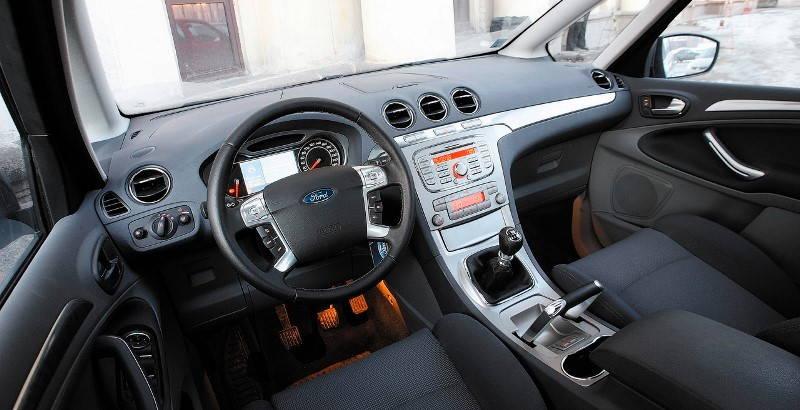 особенности эксплуатации ford s-max