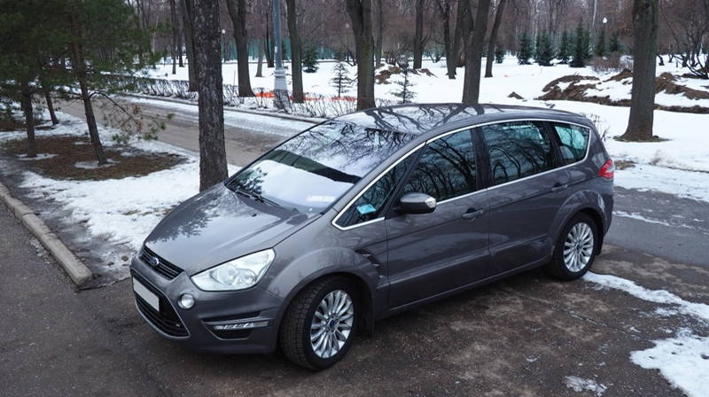 ford s-max форум расход